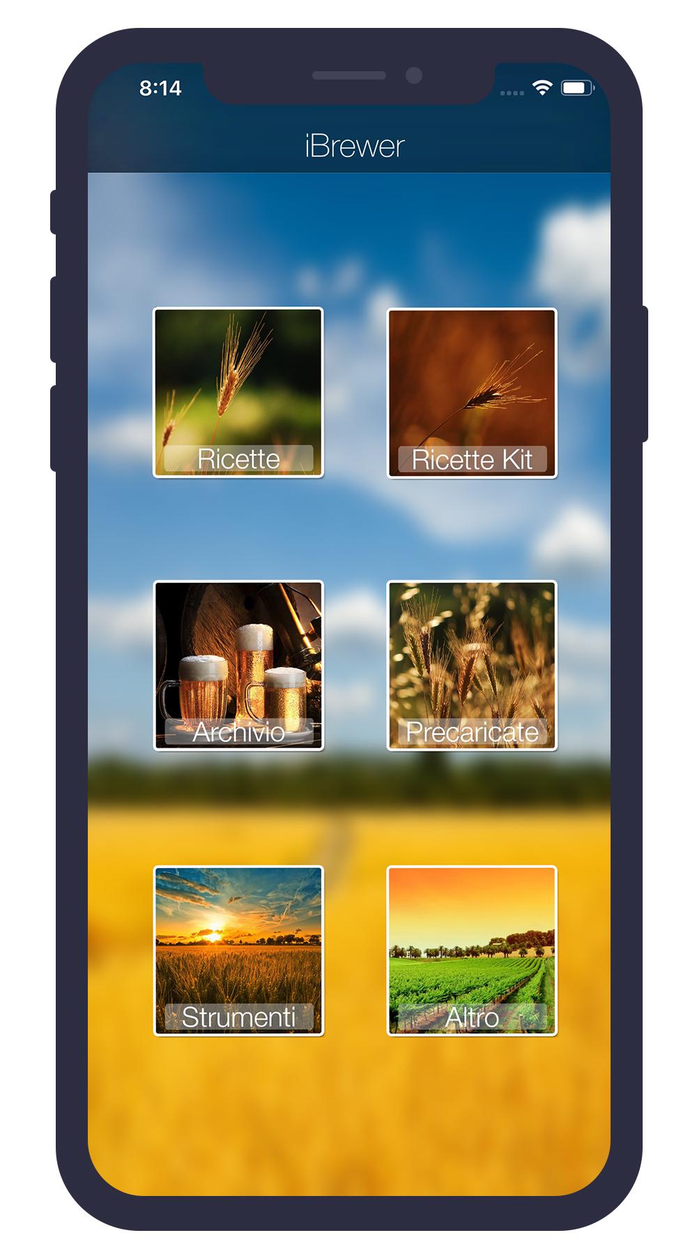 iBrewer iPhone